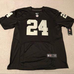 Oakland Raiders Marshawn Lynch NFL Jersey